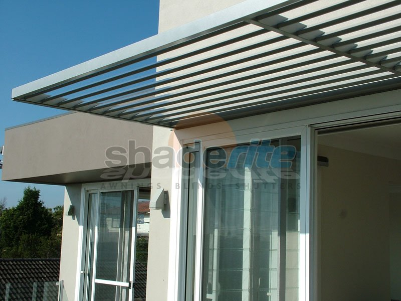 Aluminium Louvres Awnings and Canopies