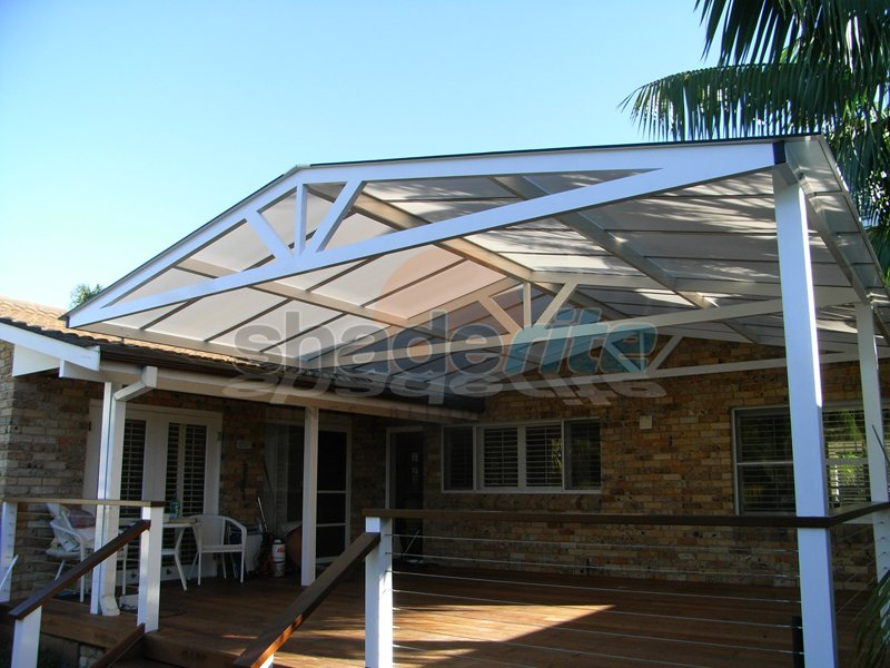 polycarbonate awnings-3 & Polycarbonate Awnings u0026 Canopies: Sydney North Shore Northern ...